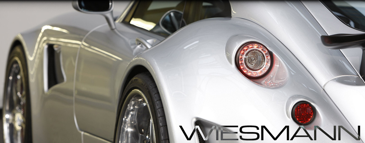 Sell the Wiesmann at your dealership