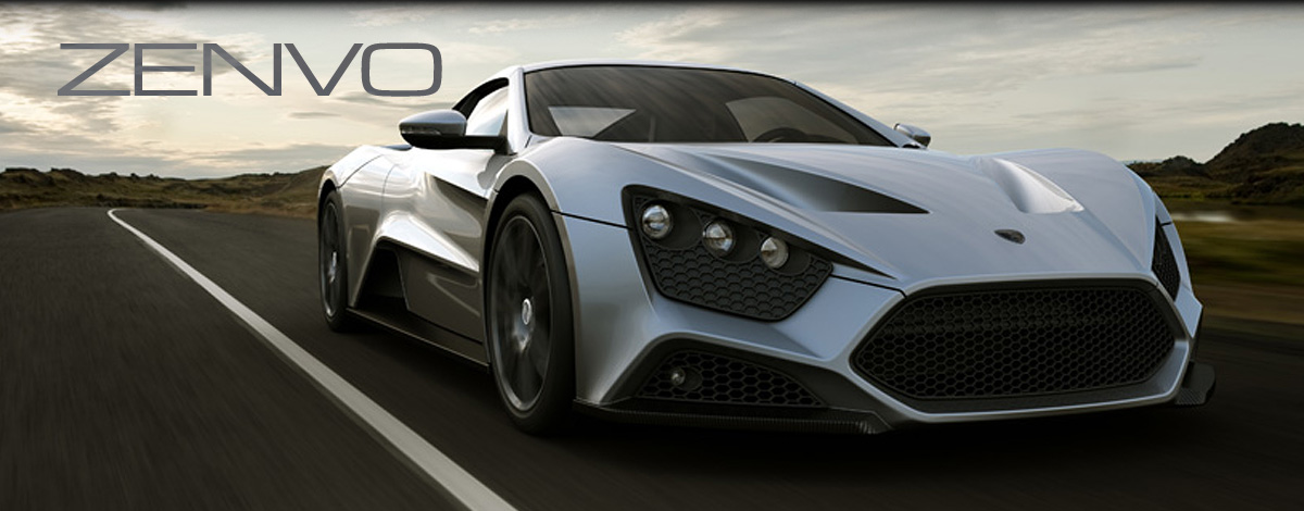 Sell the Zenvo at your dealership